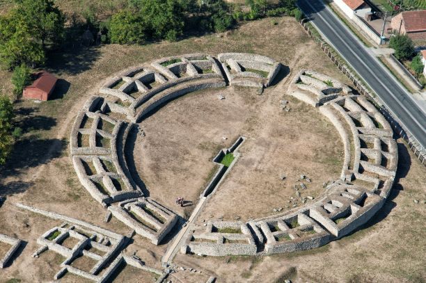 Sarmizegetusa romană. Colonia Ulpia Traiana Augusta Dacica