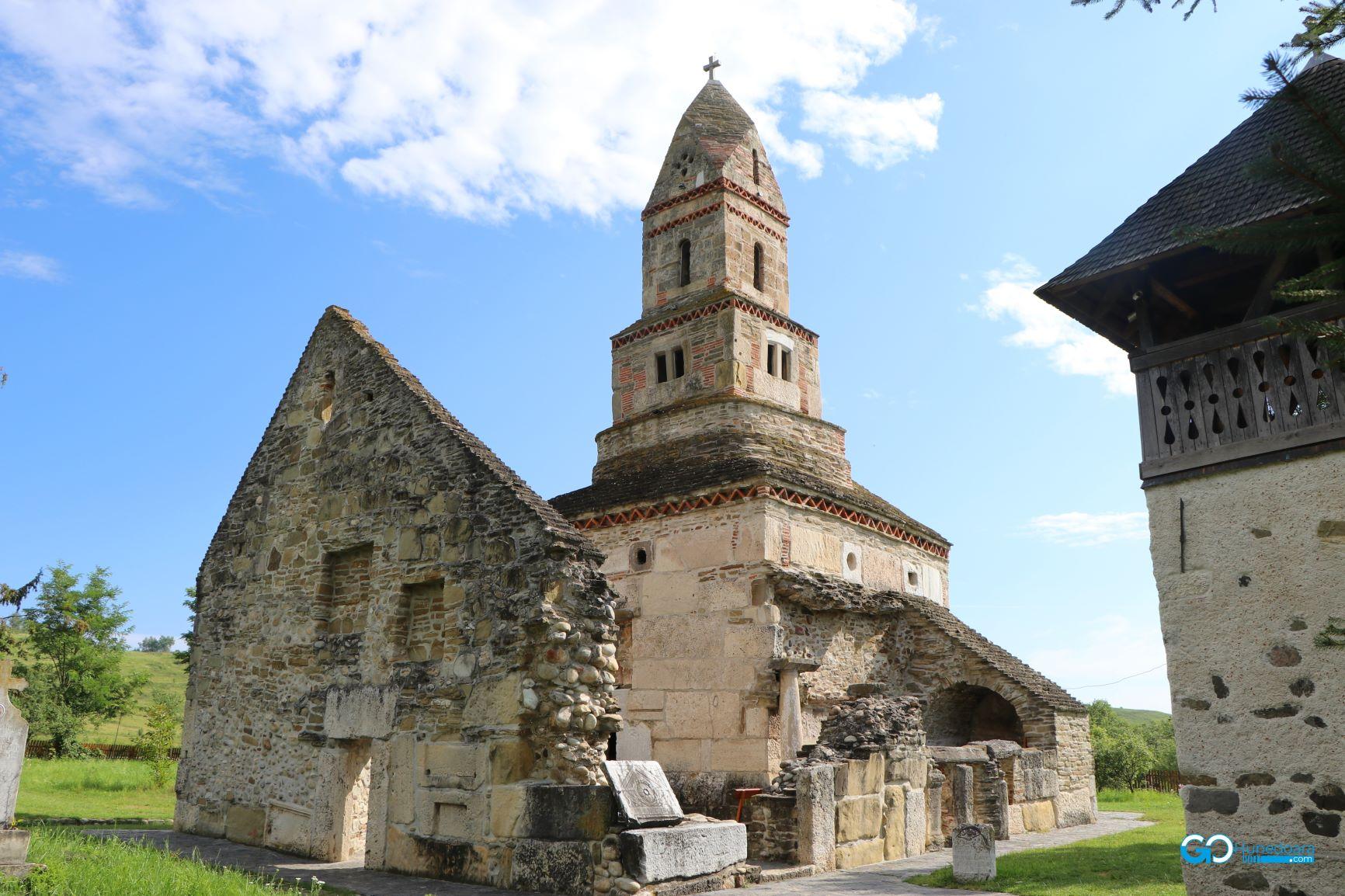 Biserica din Densuș