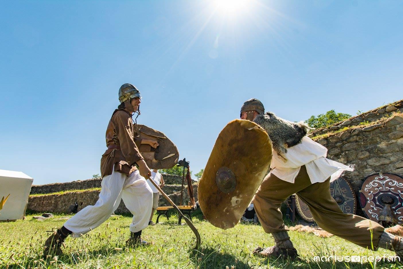 Roman Festival Dacia Felix – Under the sign of the eagle