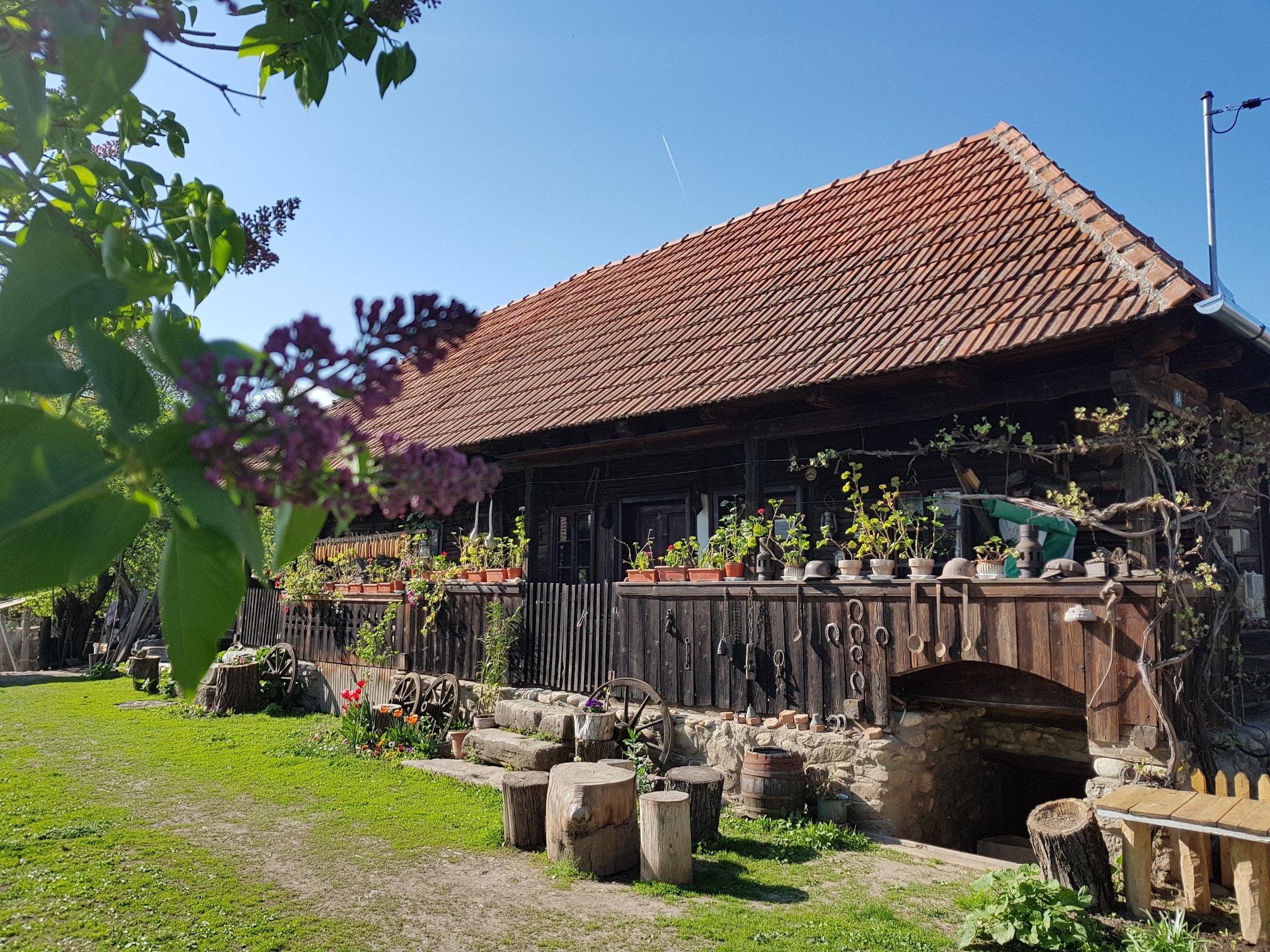 The hațegan village museum