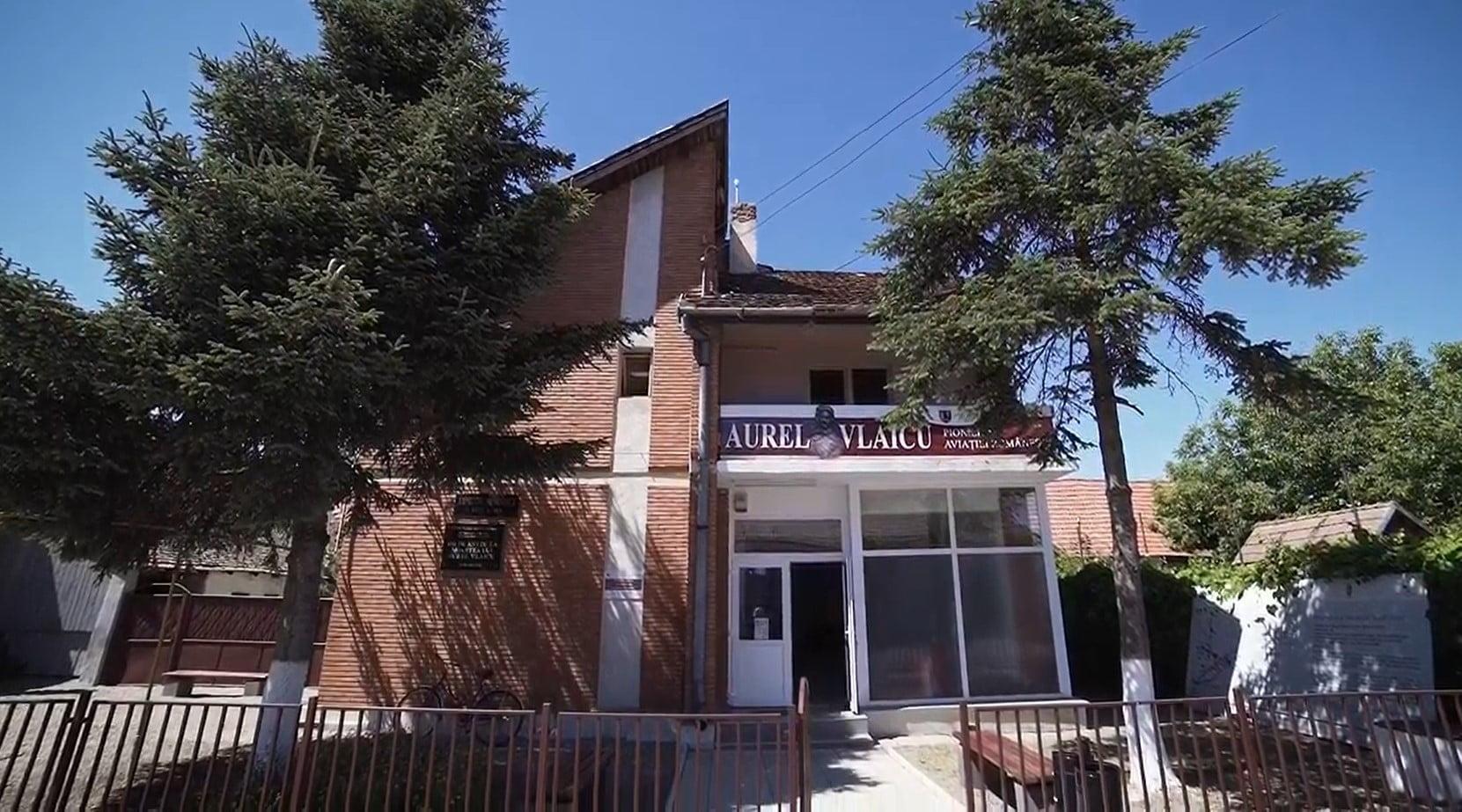 Muzeul memorial Aurel Vlaicu – o locație modestă, dar plină de istorie