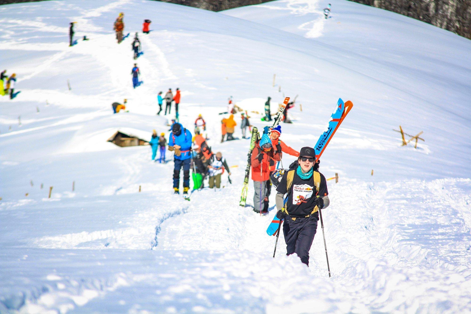 Oslea Hike & Ride Challenge