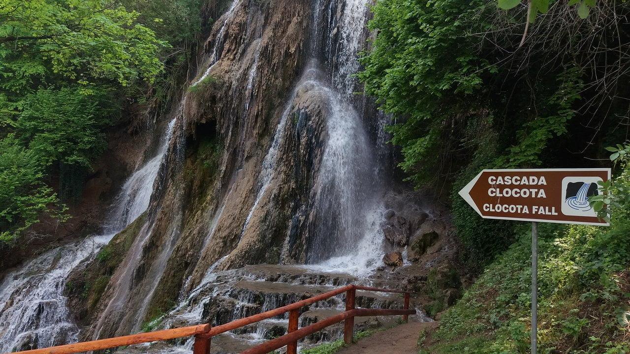 Cascada Clocota din Geoagiu Băi | GO Hunedoara