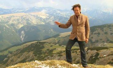 Destinația Ecoturistică Țara Hațegului-Retezat, promovată de Charlie Ottley la BBC World News