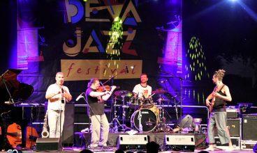 Deva Jazz Festival, eveniment incendiar la poalele cetății