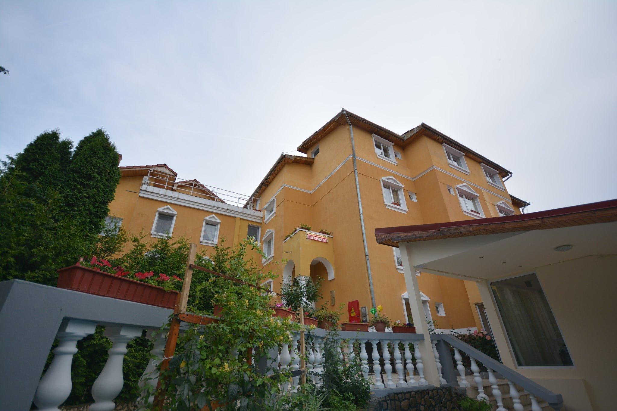 Hotel Aida – Geoagiu Bai
