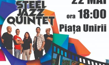 Concert de jazz, blues și rock, în aer liber, la Deva
