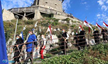 Războinici și prințese, din șase oraşe, vin în Cetatea Deva pentru o întâlnire de taină