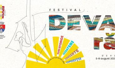 """Festivalul """"DEVAră"""" aduce o avalanșă de evenimente muzicale și culturale în orașul de la poalele Cetății"""