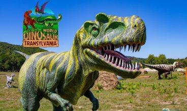 Deschiderea Dinosaur World Transylvania, un proiect grandios, la poalele Retezatului