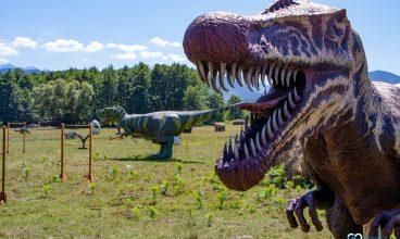 Toamna a schimbat orarul la Dinosaur World Transylvania și aduce noi investiții, dar și o premieră