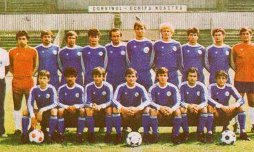 Regal fotbalistic la Hunedoara, la 100 de ani de la înființarea uneia dintre cele mai vechi echipe din țară