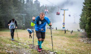 """Sute de sportivi așteptați la cea mai aprigă cursă de alergare montană din Parâng: """"Tu vs. Telescaun"""""""